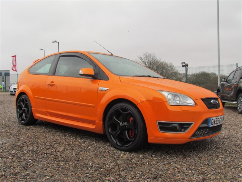used Ford Focus 2.5 ST-3  RH Tuning Remap 275hp - RS Clutch - Up rated drive shafts in plymouth-devon