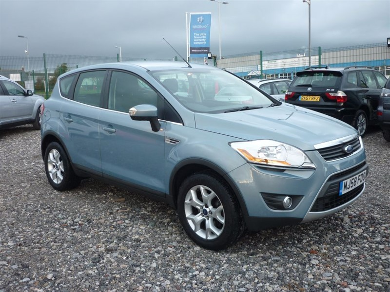 used Ford Kuga ZETEC 2.0 TDCI AWD 4x4 ,FREE 15 MONTHS WARRANTY  in plymouth-devon
