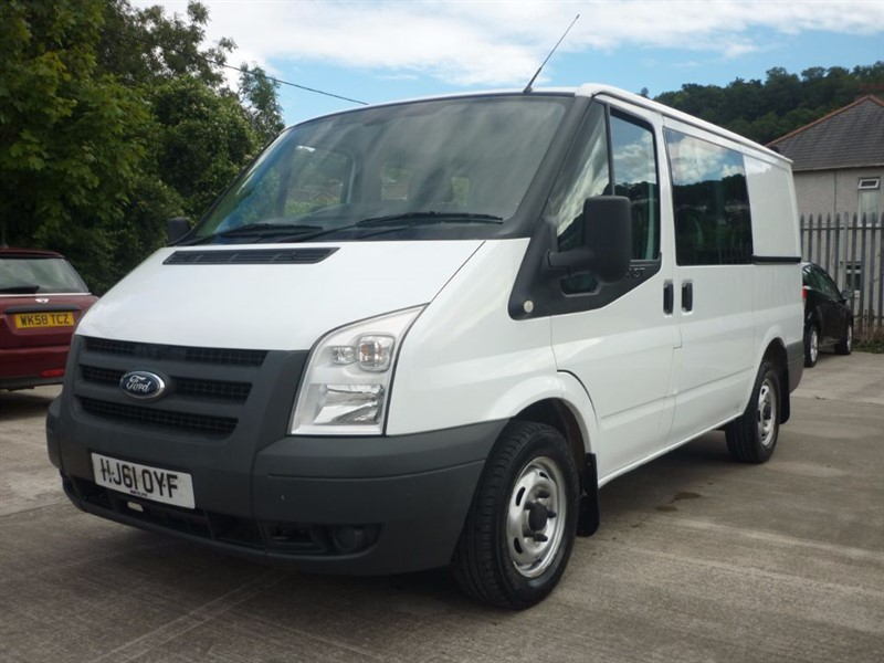 used Ford Transit 280 LR DCB in plympton-plymouth