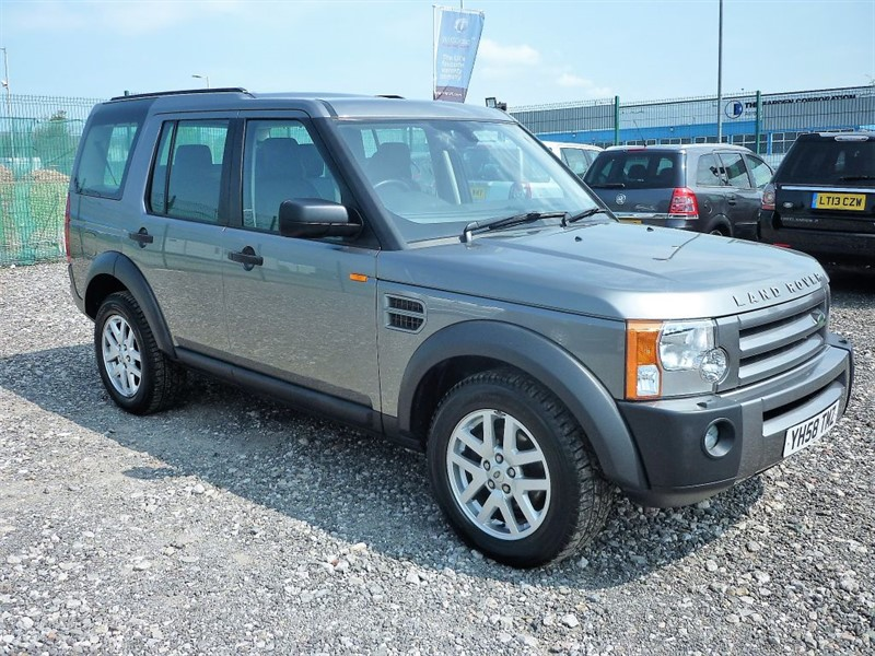 used Land Rover Discovery 3 TDV6 XS  (FREE FUEL + 6 MONTHS PARTS & LABOUR WARRANTY) in plymouth-devon