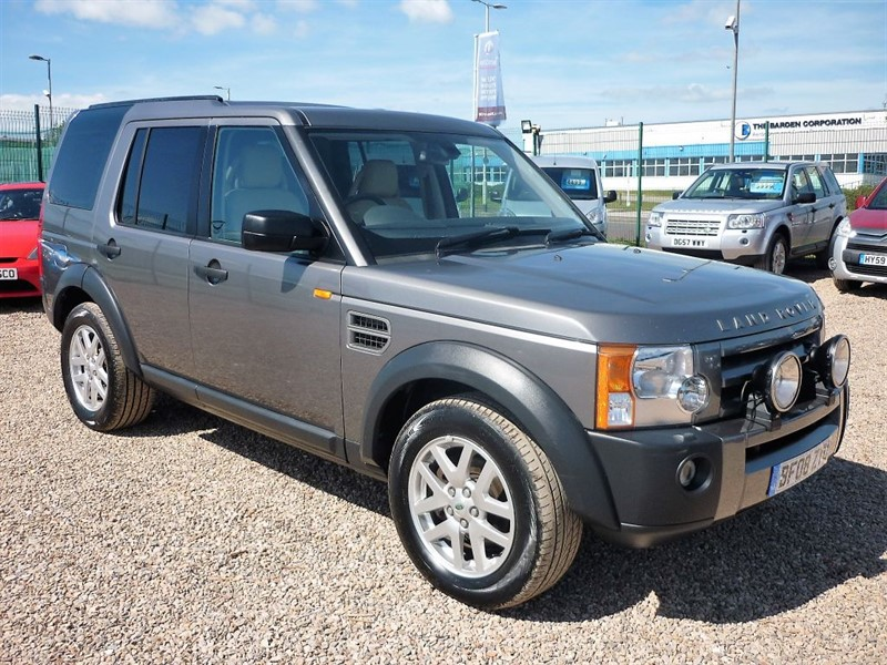 used Land Rover Discovery 3 2.7 TDV6 XS 7 SEATER  (FREE FUEL + 6 MONTHS PARTS & LABOUR WARRANTY)   in plymouth-devon