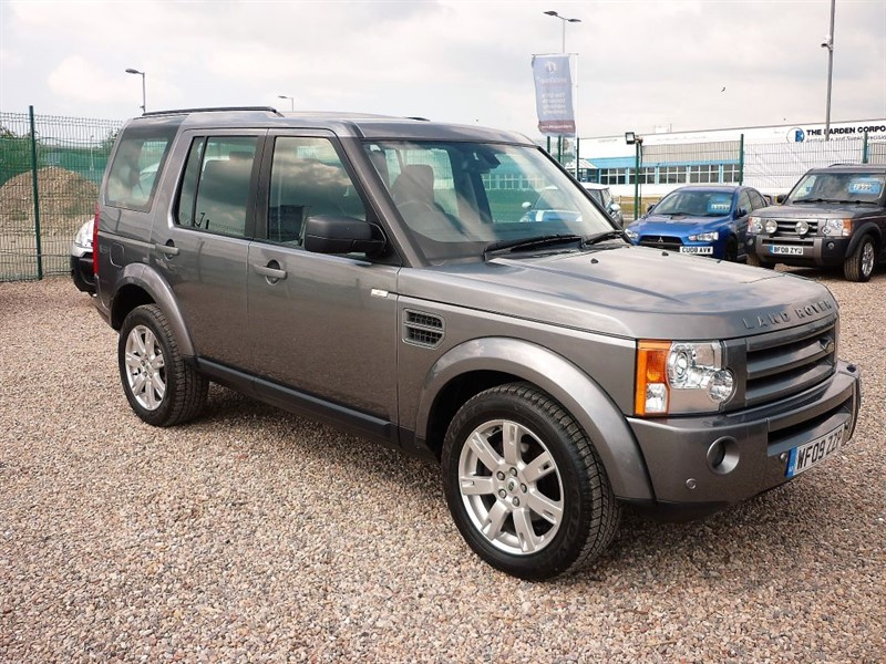 used Land Rover Discovery 3 2.7 TDV6 HSE 7SEATER (FREE FUEL+ 6 MONTHS WARRANTY) in plymouth-devon