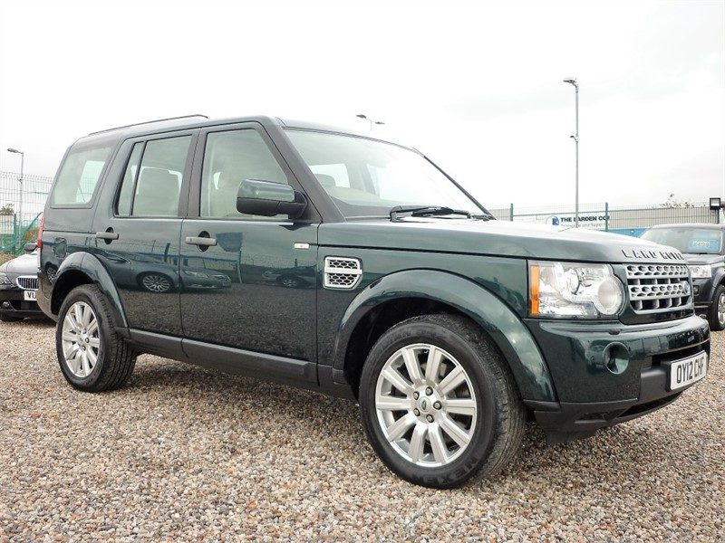 used Land Rover Discovery 3.0 SDV6 HSE - 8 Speed Command Shift - Full service history - 2 Keys in plymouth-devon