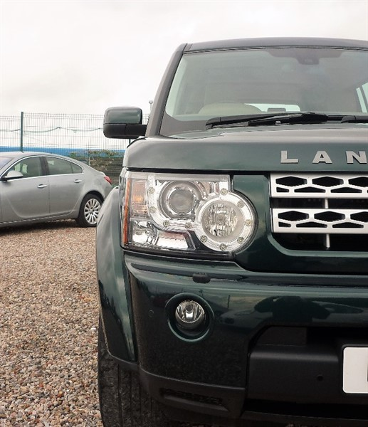 Used Green Land Rover Discovery For Sale