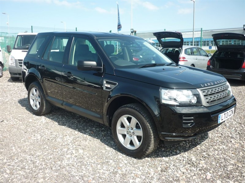 used Land Rover Freelander 2.2 TD4 GS, 4x4 automatic in plymouth-devon