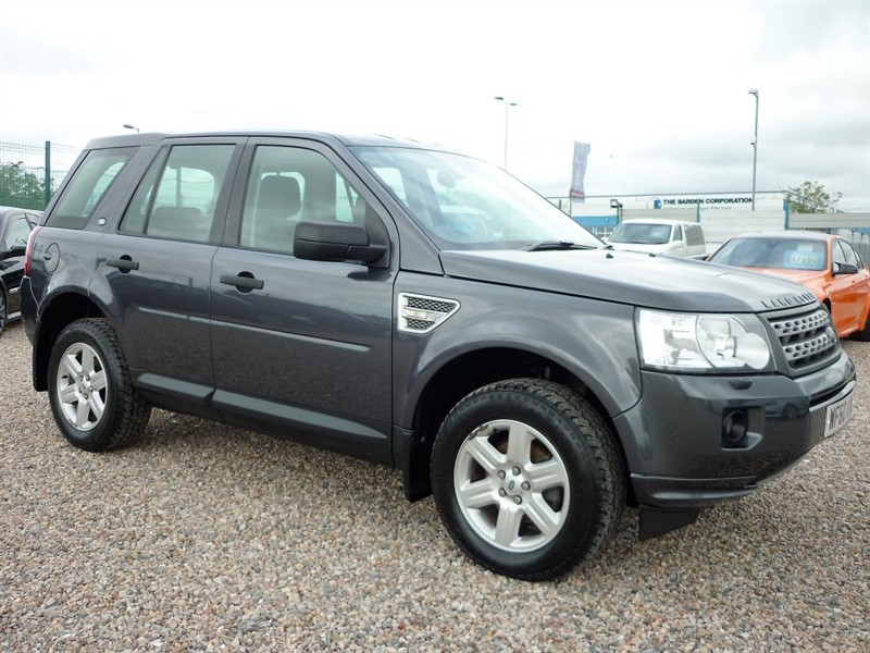 used Land Rover Freelander 2.2 TD4 GS - Full Service History - 1 former Owner - 2 Keys in plymouth-devon