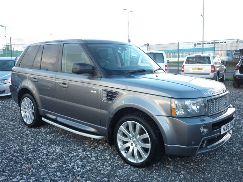 used Land Rover Range Rover Sport 2.7 TDV6 STORMER EDITION in plymouth-devon