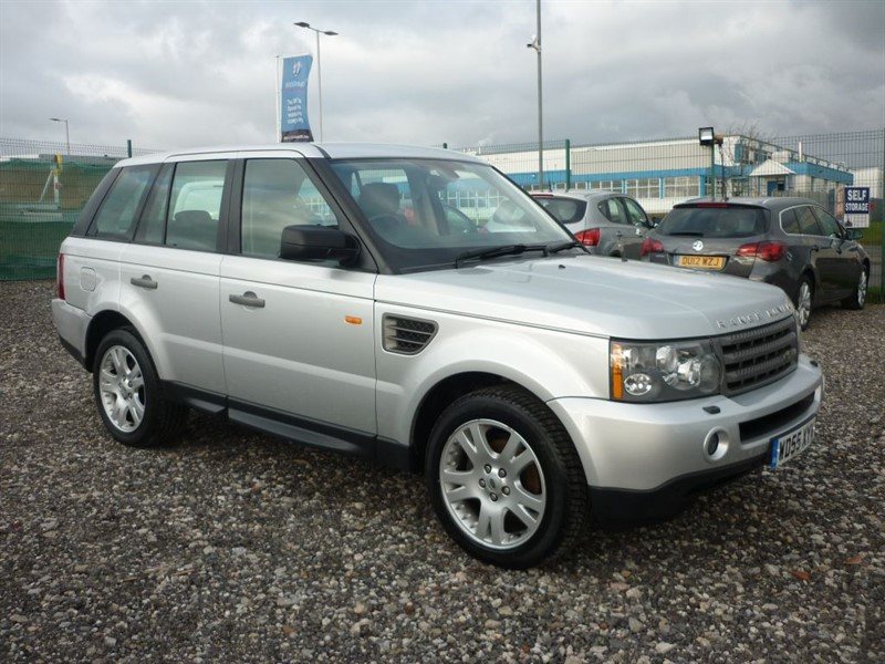 used Land Rover Range Rover Sport TDV6 HSE in plymouth-devon
