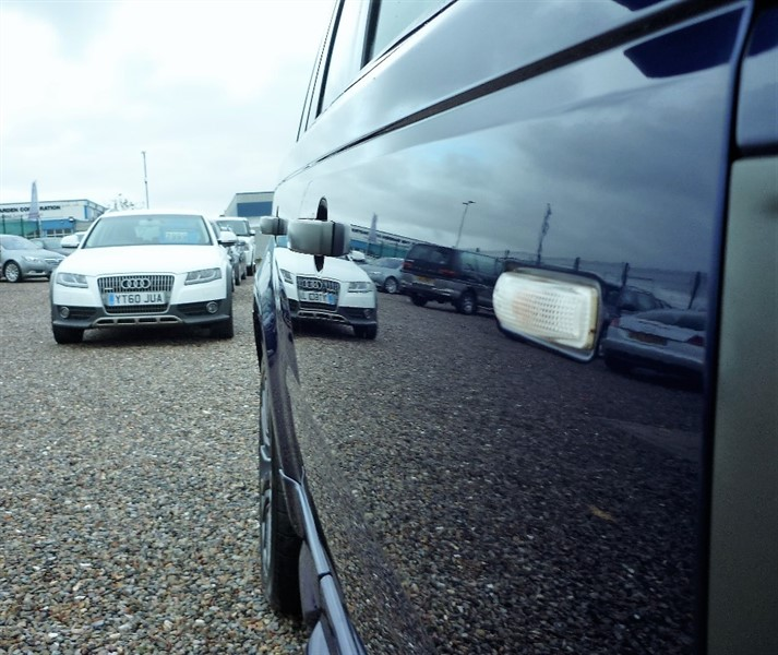 Used Blue Land Rover Range Rover Sport For Sale