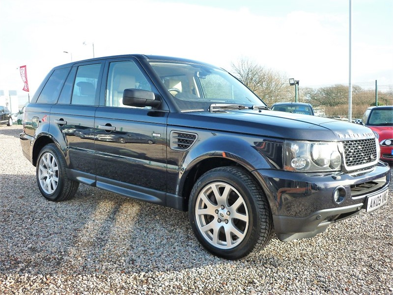 used Land Rover Range Rover Sport 2.7 TDV6 HSE - Full Service History - New Cambelt - 2 Keys in plymouth-devon