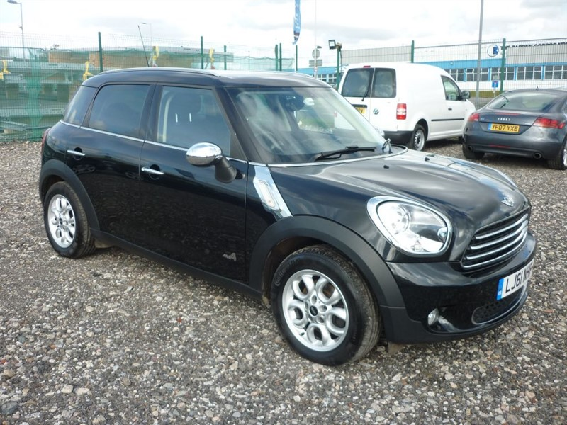 used MINI Countryman 1.6 Cooper All 4, diesel 4x4 in plymouth-devon