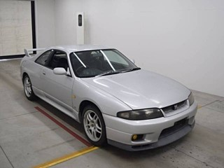 used Nissan Skyline R33 2.6 GTR V-Spec - Fresh Import - Completely Original - 1 for the Collectors in plymouth-devon