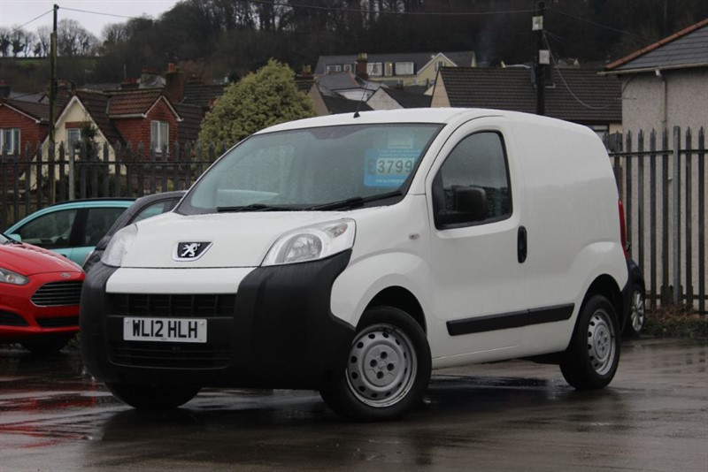 used Peugeot Bipper 1.3 HDI S in plympton-plymouth