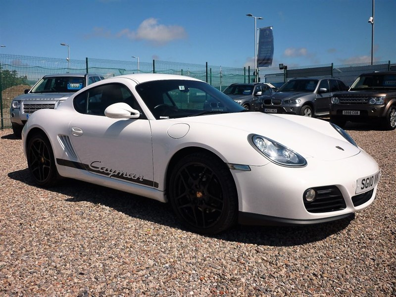 used Porsche Cayman 987 2.9 24V - Full Service History - Low Mileage - 2 Keys in plymouth-devon