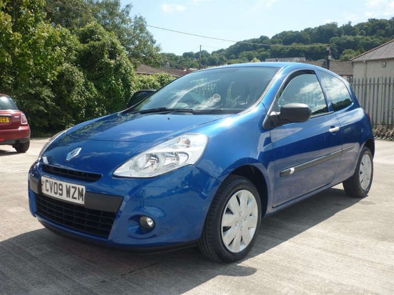 Renault Clio for sale