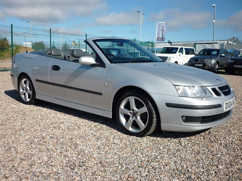 used Saab 9-3 T VECTOR (175BHP)   - Low Mileage - Service History - 2 Keys in plymouth-devon