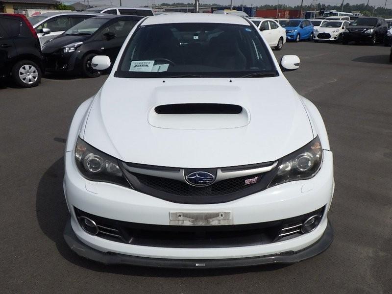 Used White Subaru Impreza for Sale   Devon
