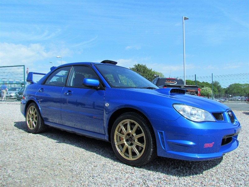 used Subaru Impreza 2.0 WRX STI Spec C - JUST ARRIVED - Unmodified Example - Fresh Import in plymouth-devon