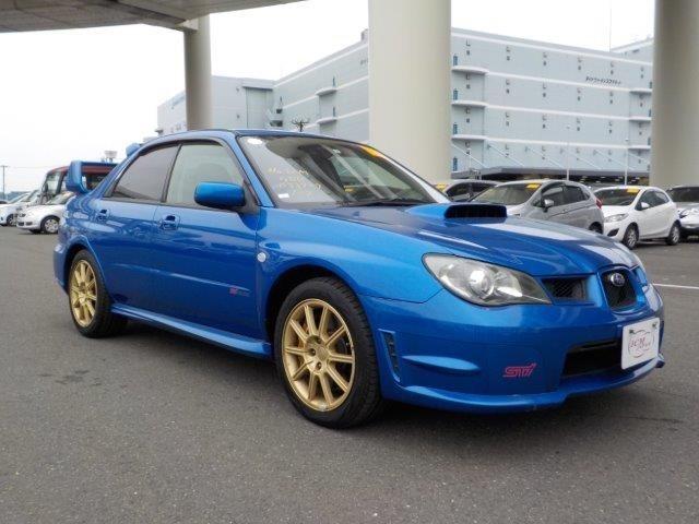 used Subaru Impreza 2.0 WRX STI Widetrack - JDM- DCCD - High Grade - Just Arrived in plymouth-devon