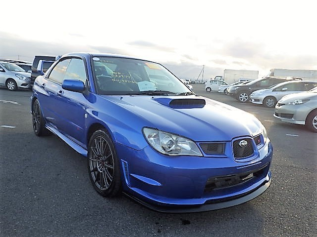 used Subaru Impreza 2.0 WRX STI Widetrack  DCCD-  High Grade, Fresh Import, On Route in plymouth-devon