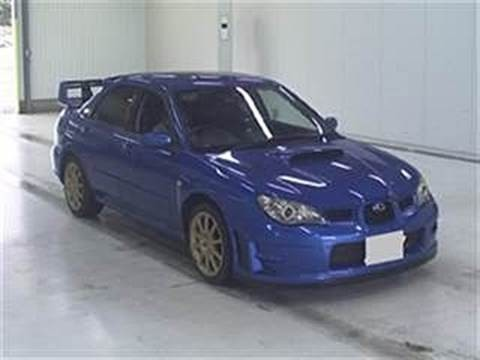 used Subaru Impreza 2.0 WRX STI Spec C - Fresh Import - High Grade - Vortex Generator in plymouth-devon