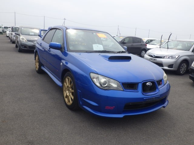 used Subaru Impreza 2.0 WRX STI Widetrack - JDM - Twin Scroll - DCCD - Modified - On Route in plymouth-devon