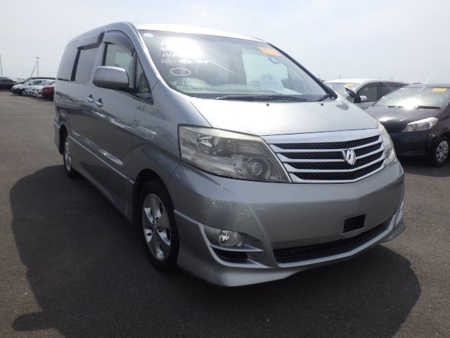 Toyota Alphard for sale