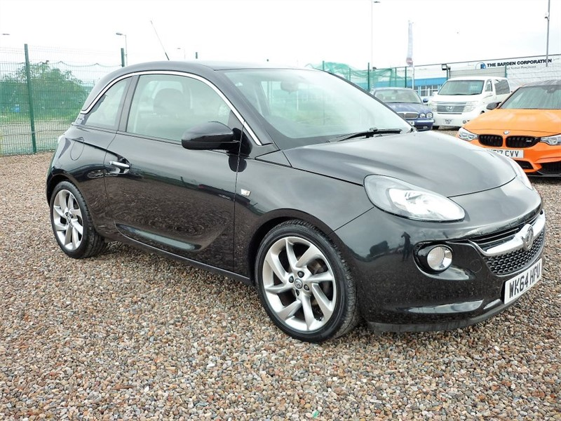 used Vauxhall Adam 1.2 JAM - 1 Owner - Full Service History - DAB Radio - Bluetooth in plymouth-devon