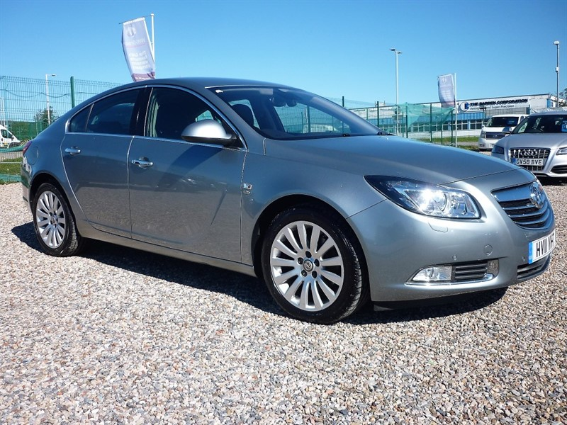used Vauxhall Insignia ELITE CDTI - Auto - Full Service History - New Cambelt in plymouth-devon