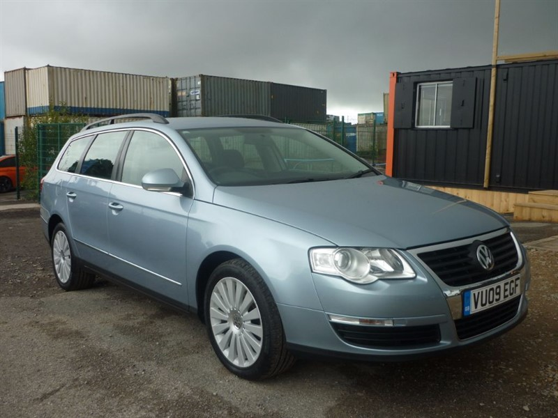used VW Passat 1.9 HIGHLINE TDI in plympton-plymouth