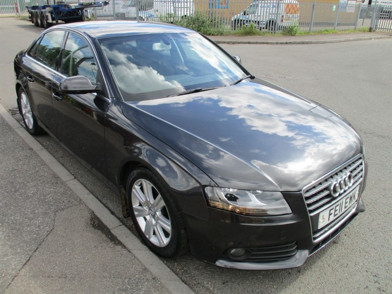 used Audi A4 TDI SE in bedfordshire