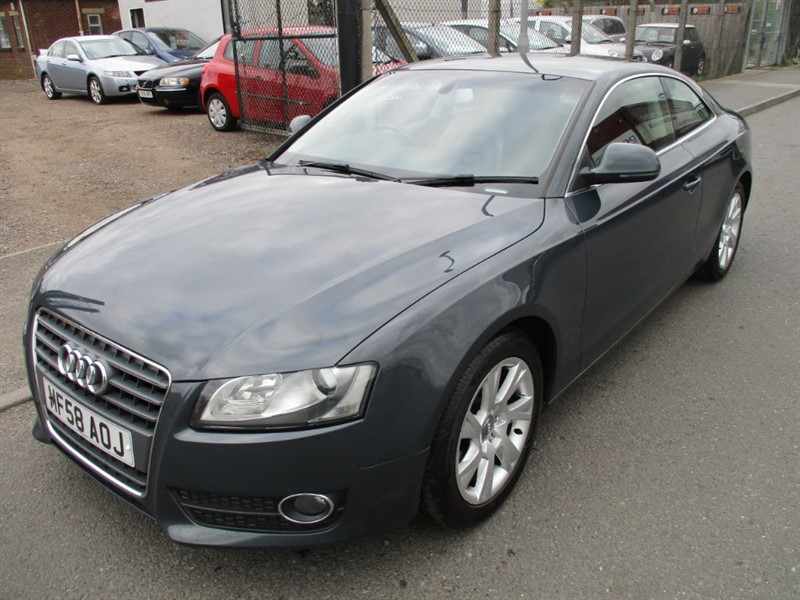 used Audi A5 TFSI in bedfordshire