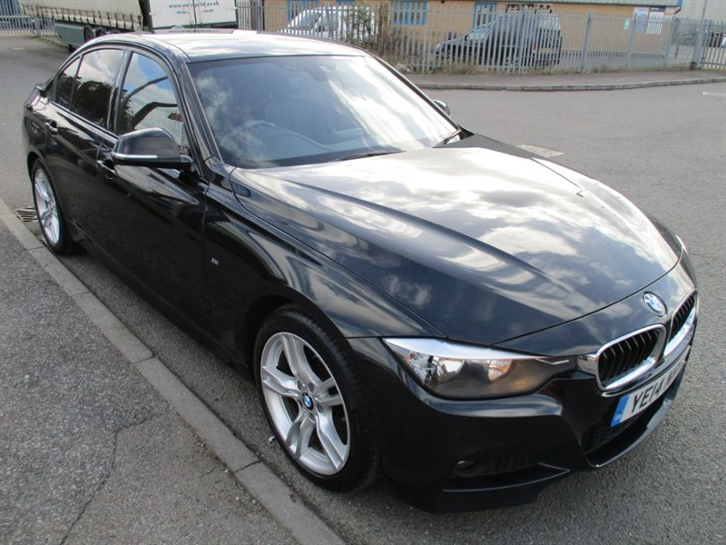 used BMW 318d M SPORT in bedfordshire