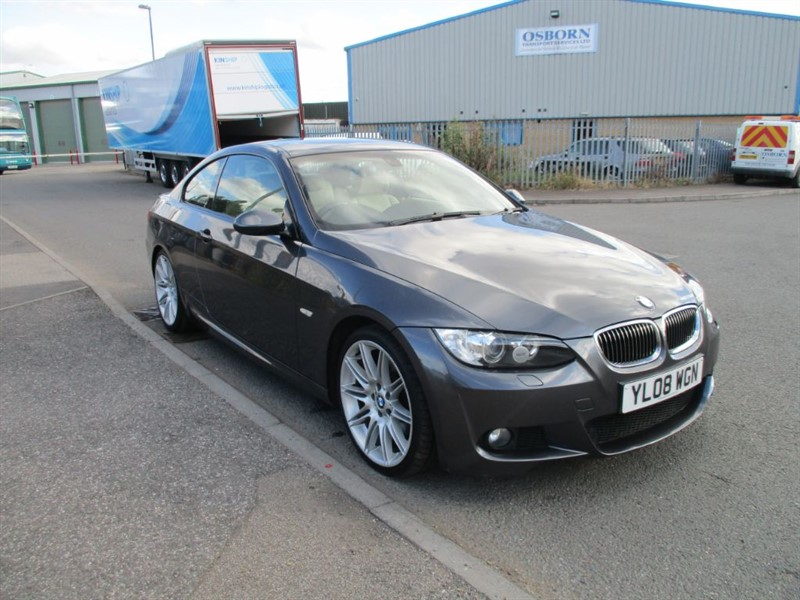 used BMW 325d M SPORT in bedfordshire