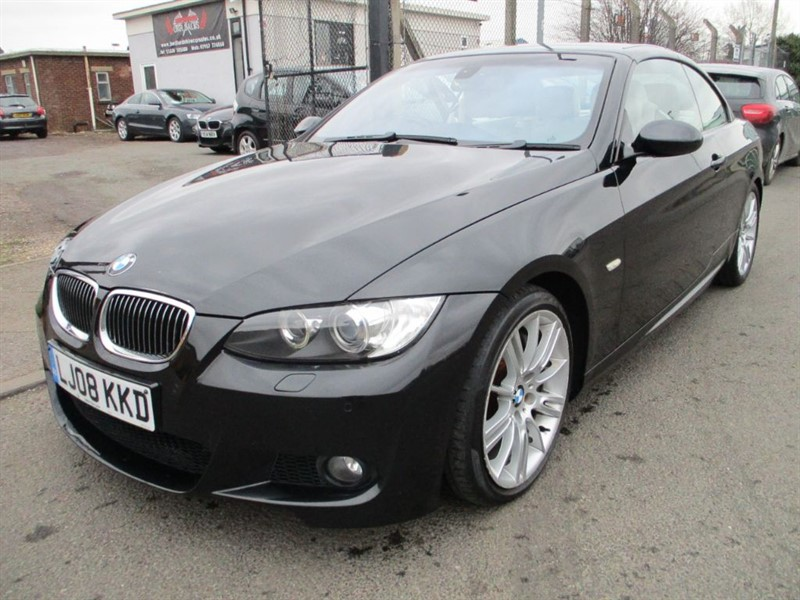 used BMW 330d M SPORT in bedfordshire