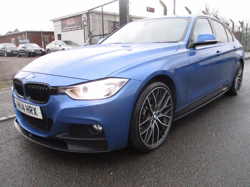 used BMW 335d XDRIVE M SPORT in bedfordshire