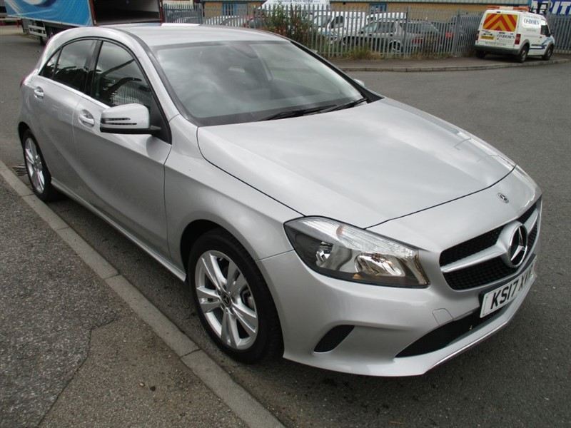 used Mercedes A180 CDI A-CLASS A 180 D SPORT in bedfordshire