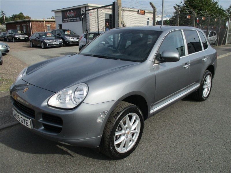 used Porsche Cayenne V6 TIPTRONIC in bedfordshire