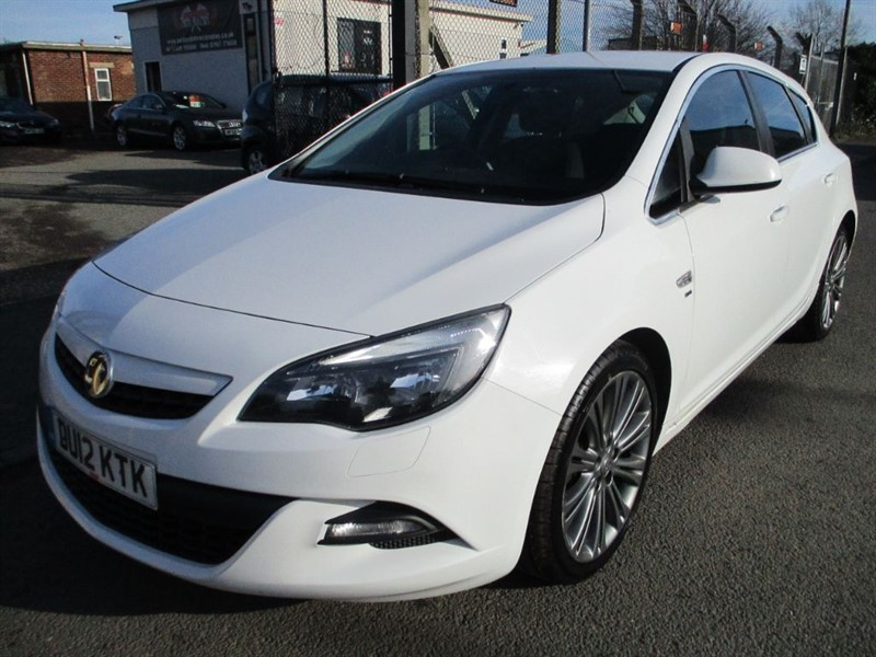 used Vauxhall Astra SRI VX-LINE CDTI S/S in bedfordshire