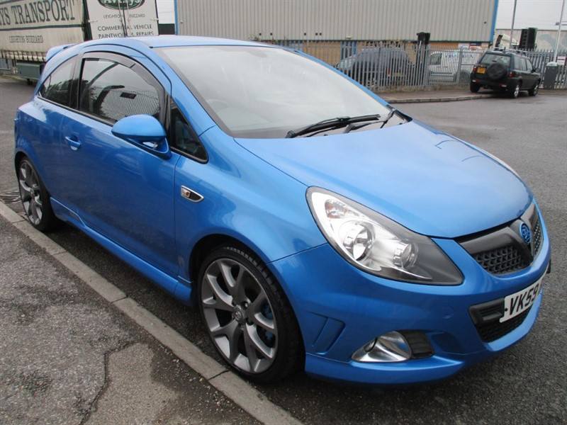 used Vauxhall Corsa VXRACING in bedfordshire