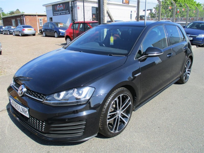 used VW Golf GTD in bedfordshire