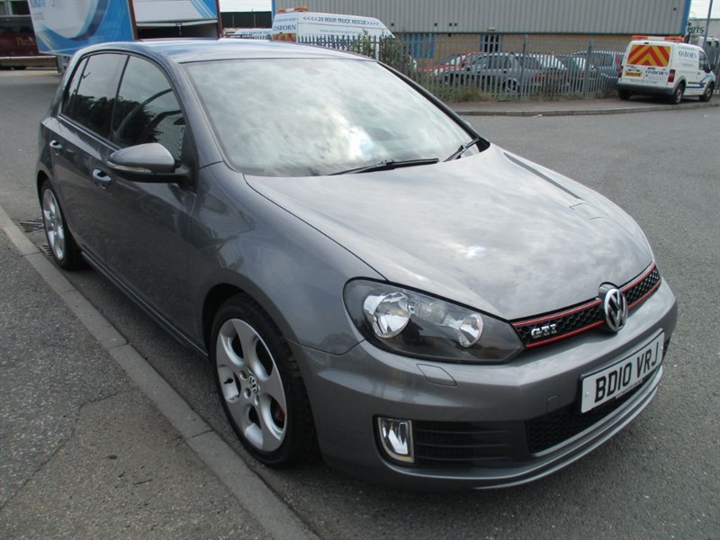 used VW Golf GTI in bedfordshire