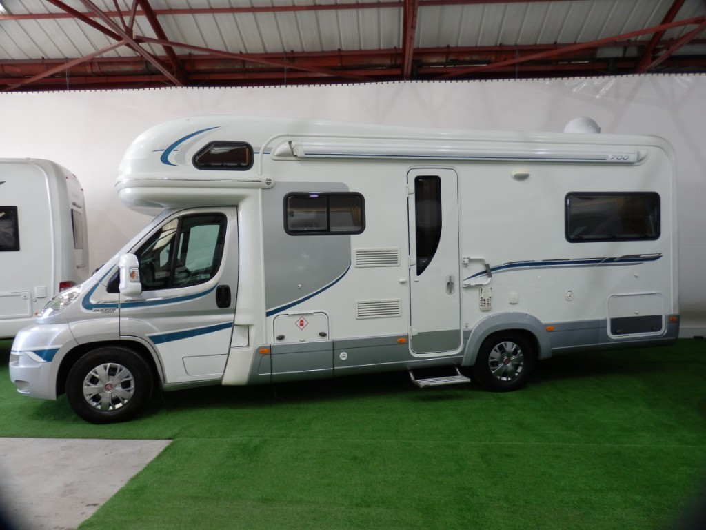 used Autotrail Apache 700  in lancashire