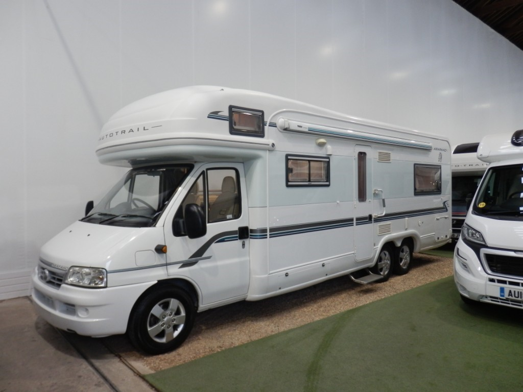 used Autotrail Arapaho  in lancashire