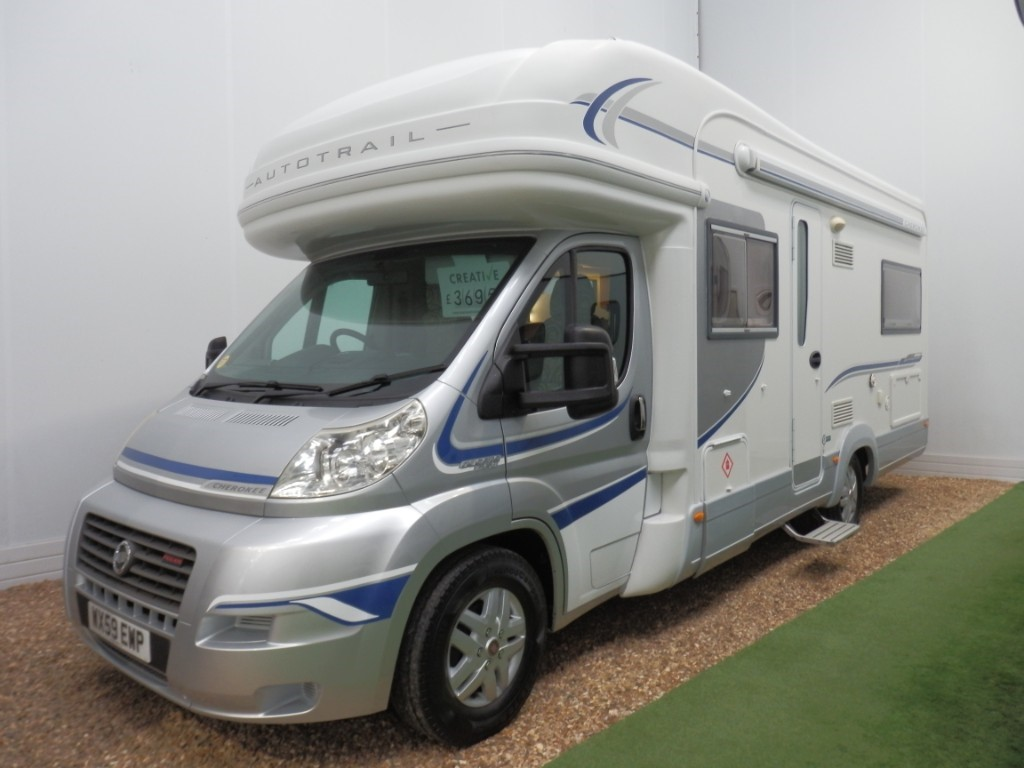 used Autotrail Cherokee  in lancashire