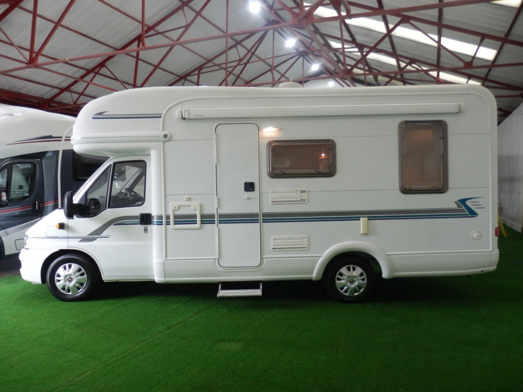 used Autotrail Cheyenne 634SE in lancashire