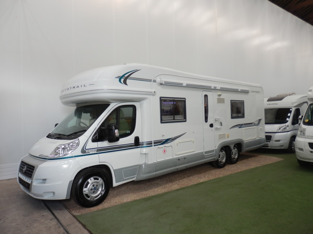 used Autotrail Cheyenne 840S in lancashire