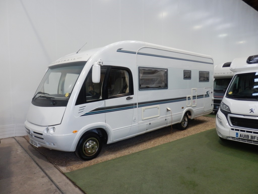 used Autotrail Grande Frontier  in lancashire
