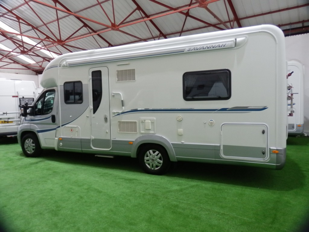 used Autotrail Savannah  in lancashire