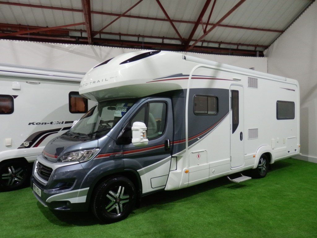 used Autotrail Scout  in lancashire